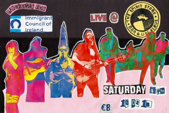 Rock Against Racism Dundalk Saturday 10 February 2018
