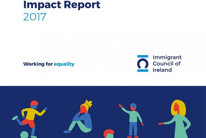 Impact Report 2017 front page