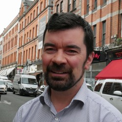 Immigrant Council of Ireland, Joe O'Brien