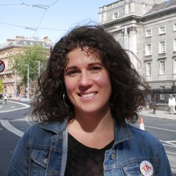 Immigrant Council of Ireland, Pippa Woolnough