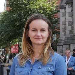 Immigrant Council of Ireland, Teresa Buczkowska